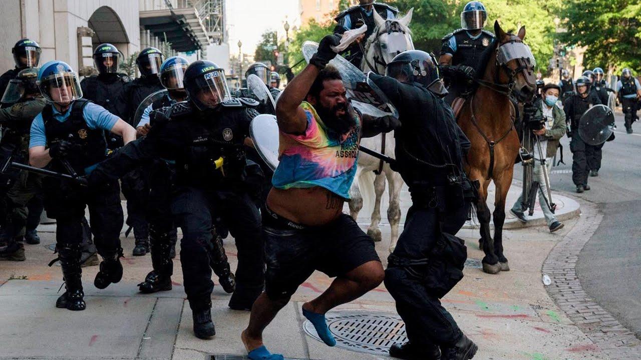 Турнир в Нью-Йорке приостановлен из-за массовых беспорядков - фото
