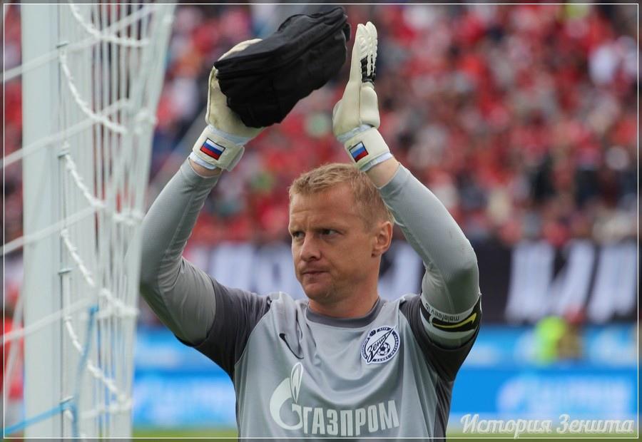 Малафеев рассказал почему нет вратарей «Зенита» в сборной - фото