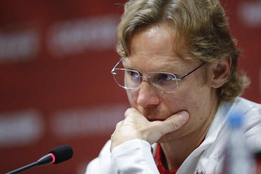Карпин рассказал, почему Фернандес завершил карьеру в сборной России  - фото