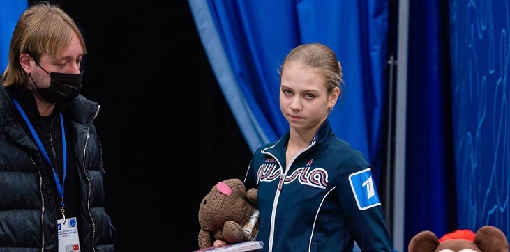 Плющенко и Трусова решили рискнуть на чемпионате мира: золото или провал? - фото