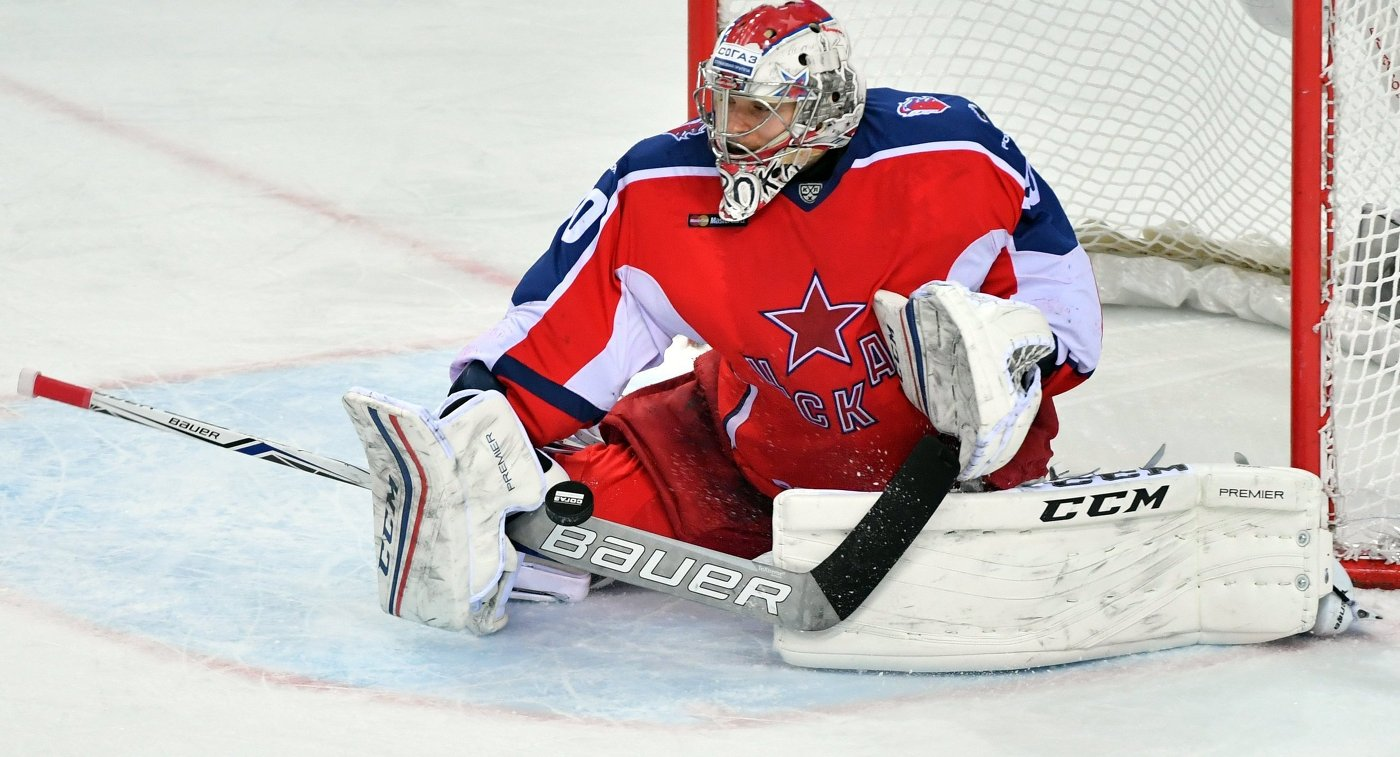Итоги дня в КХЛ: Сорокина и ЦСКА не пробить - фото