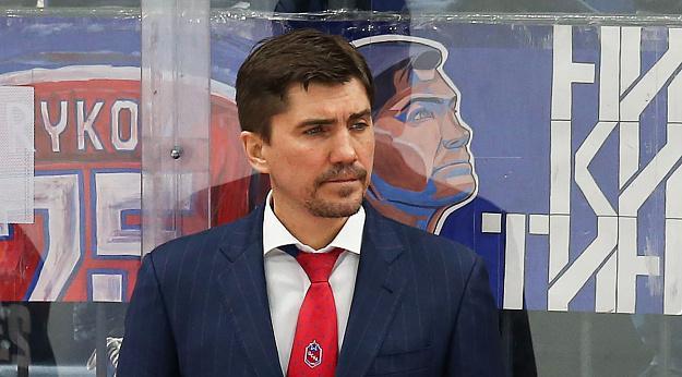 Никитин может войти в тренерский штаб СКА и сборной России - фото