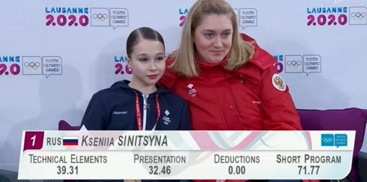 Нет учениц Тутберидзе – нет первого места. Что российские фигуристы показали на юношеских Олимпийских играх в Лозанне - фото
