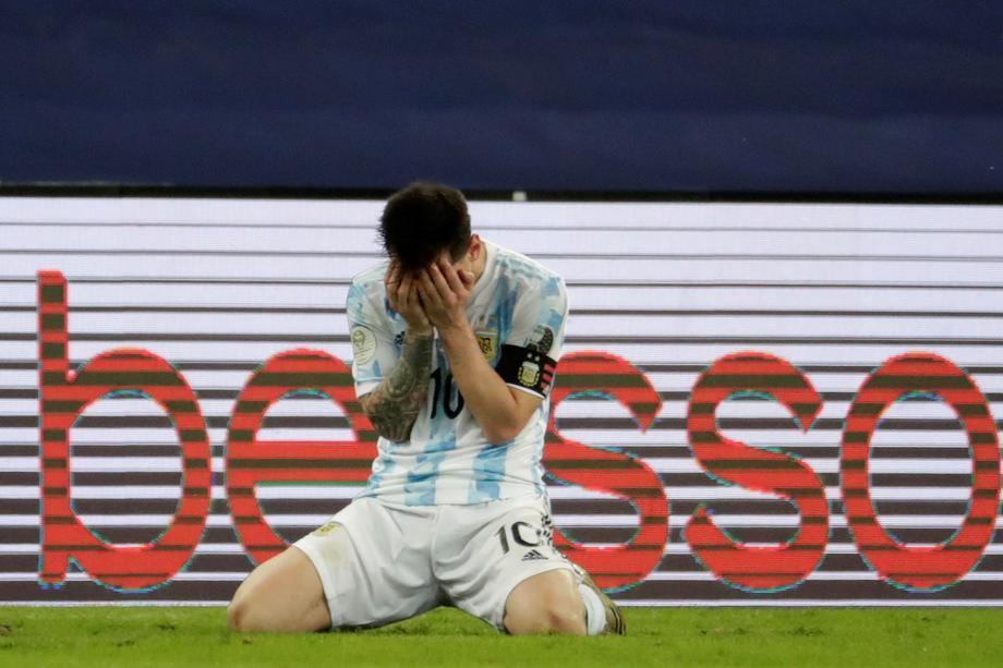 Месси наконец-то выиграл трофей с первой сборной Аргентины! Как это было - фото