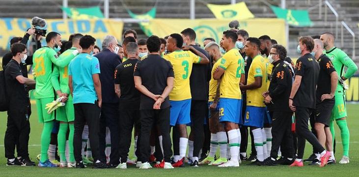 Официально: Матч между сборными Бразилии и Аргентины отменен - фото
