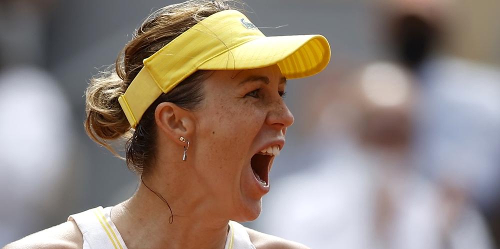 Павлюченкова проиграла в финале «Ролан Гаррос» - фото