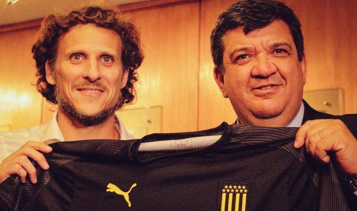 Диего Форлан возглавил уругвайский топ-клуб - фото