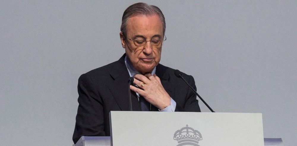 Перес собирается подать в суд на УЕФА - фото