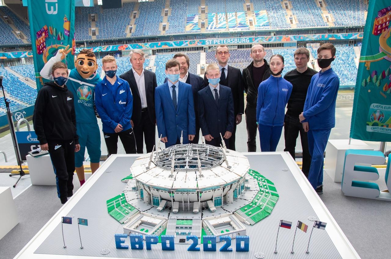 Сорокин прокомментировал перенос дополнительных матчей Евро-2020 в Санкт-Петербург - фото