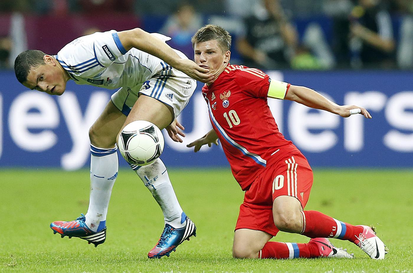 Почему Аршавин не сыграл на чемпионате мира. Самый реальный шанс был при Романцеве - фото