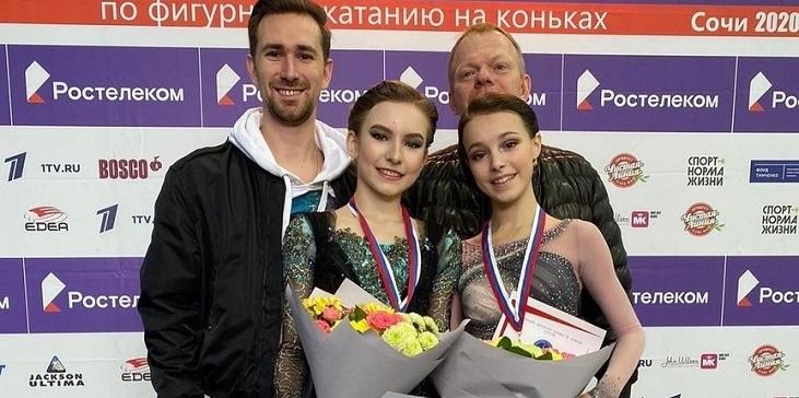 Глейхенгауз раскрыл секрет успеха Щербаковой - фото