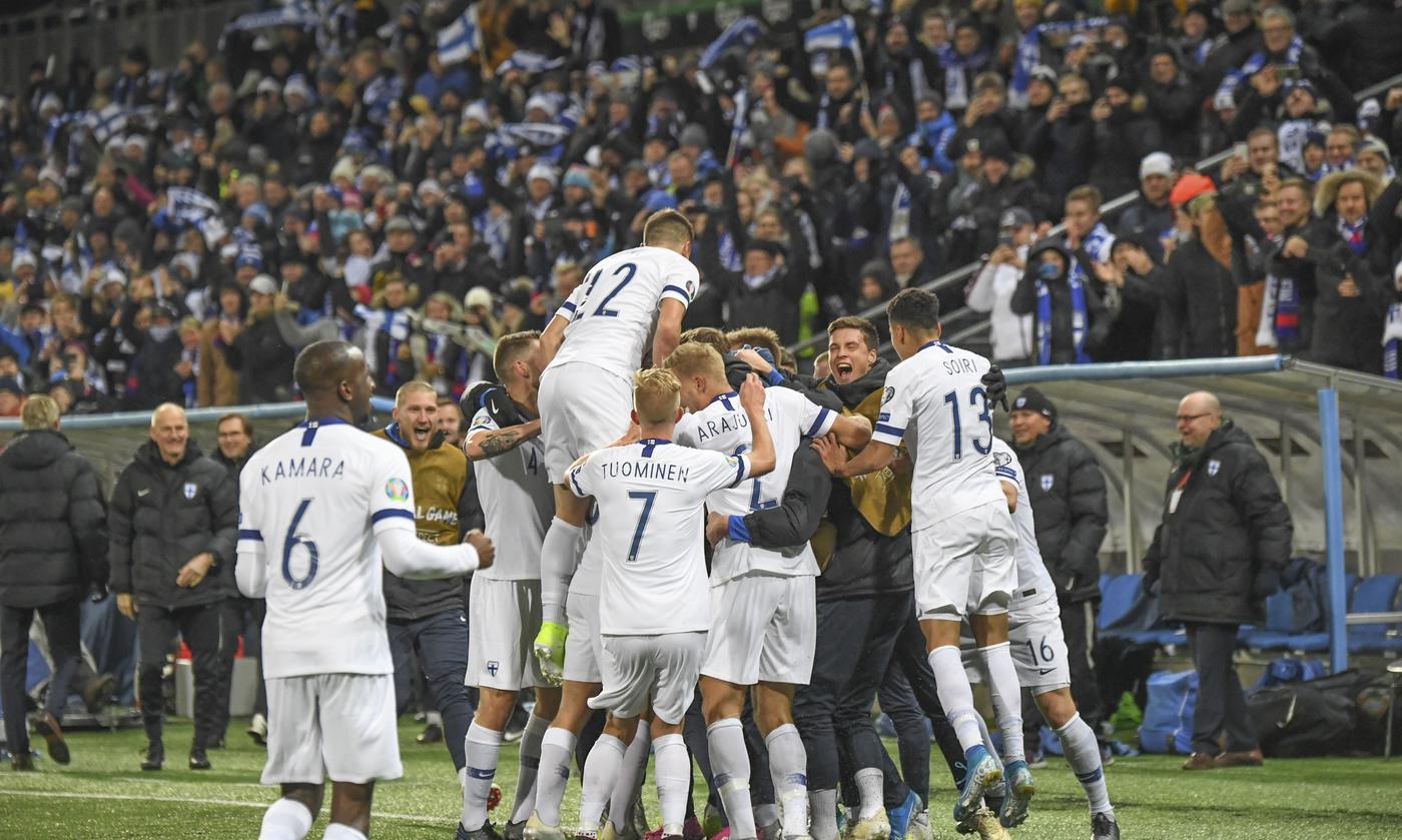 Финляндия впервые сыграет на большом турнире! Обзор матчей Евро-2020 - фото