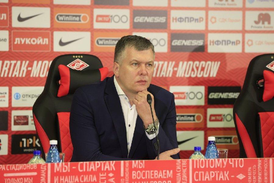 Мележиков заявил, что «Спартак» попал в «группу смерти» Лиги Европы - фото