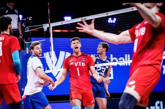 России помогают выйти в финал Лиги наций. Последний тест перед Олимпиадой - фото