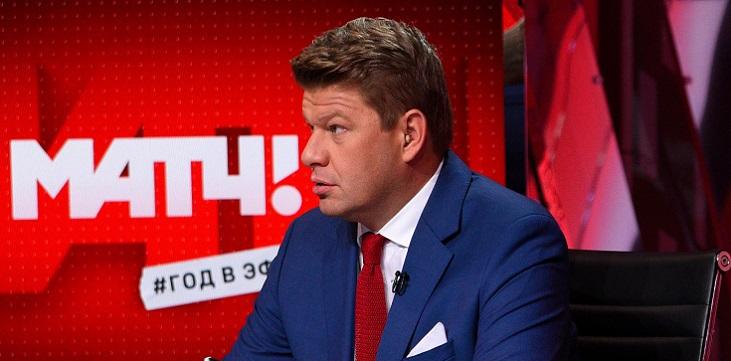 Дмитрий Губерниев о критике «Матч ТВ» Игоря Ларионова: Блин, профессор, и вы туда же! - фото
