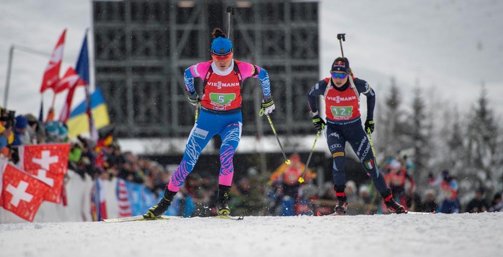 Куклина выиграла масс-старт на чемпионате России, Ушкина снова с медалью - фото