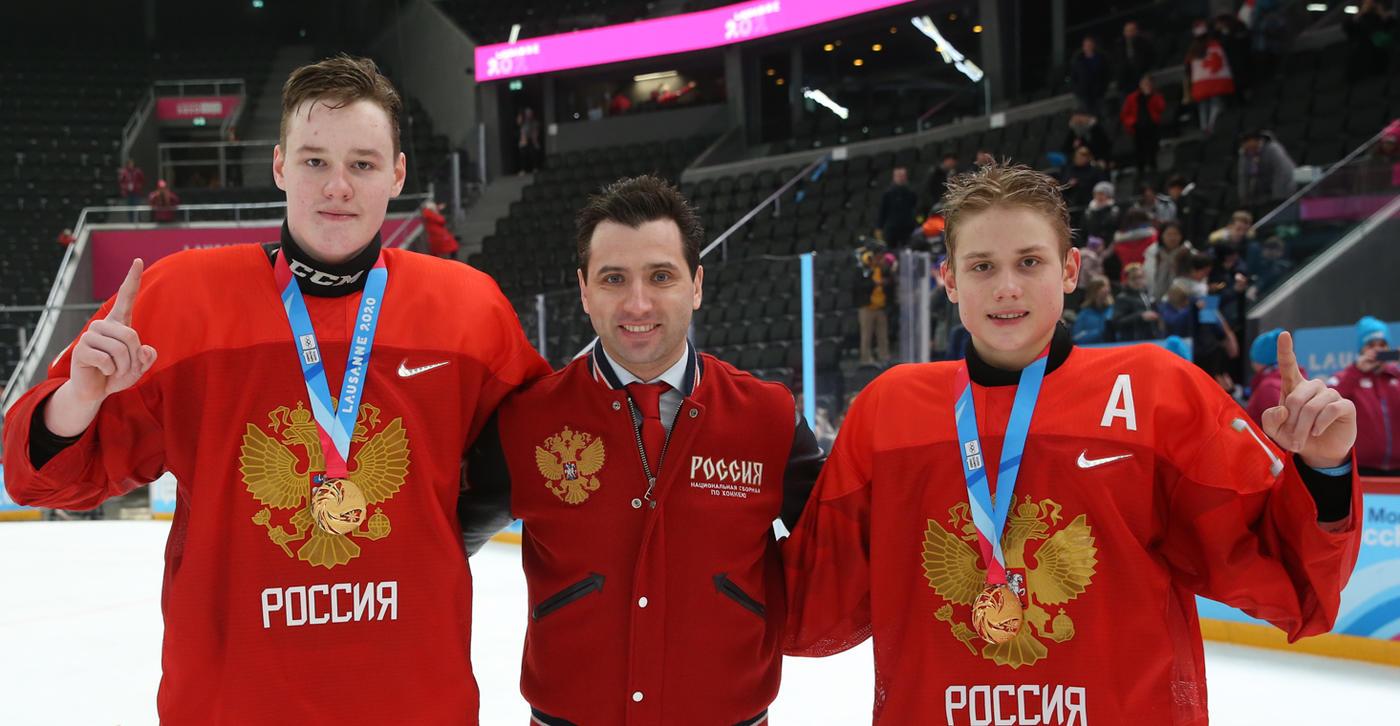 Россия деклассировала всех на юношеской Олимпиаде. Почему это не гарантирует нам золотое поколение - фото