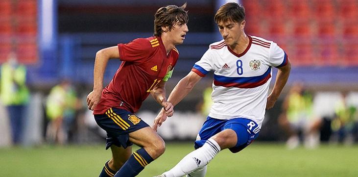 Испания разгромила Россию в первом матче квалификации молодежного чемпионата Европы-2023 - фото