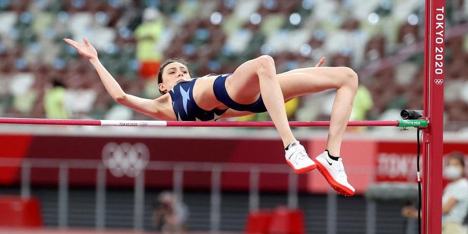 Ласицкене – олимпийская чемпионка-2020 в Токио - фото