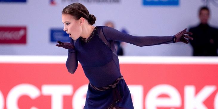 Гербольдт прокомментировала отсутствие четверных прыжков у Щербаковой - фото