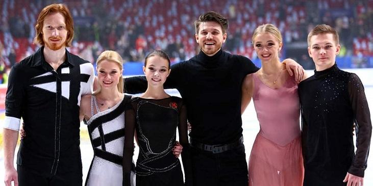 Коляда и Туктамышева получили приглашения на Командный турнир - фото