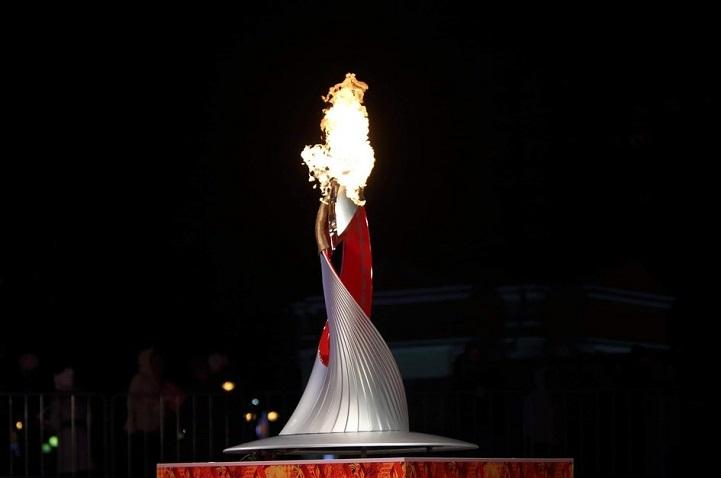 Эстафета Олипийского огня в Японии пройдет без факелов - фото