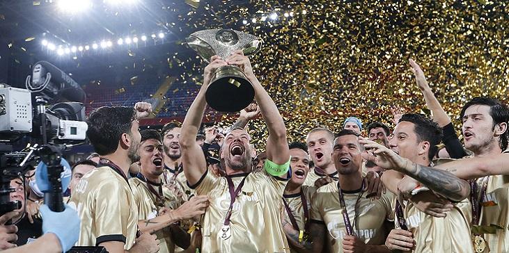 Бывший тренер «Зенита»  —  о матче за Суперкубок: Игра будет равная. Уверен, что «Зенит» победит - фото
