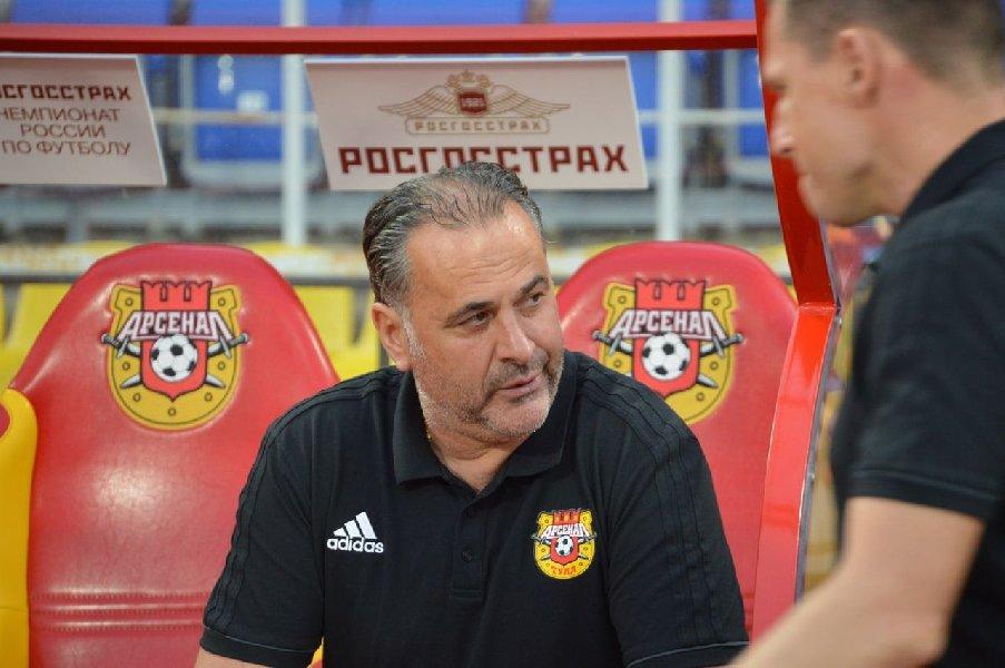 Гаджиев — о Божовиче: Он рекордсмен по количеству команд  - фото