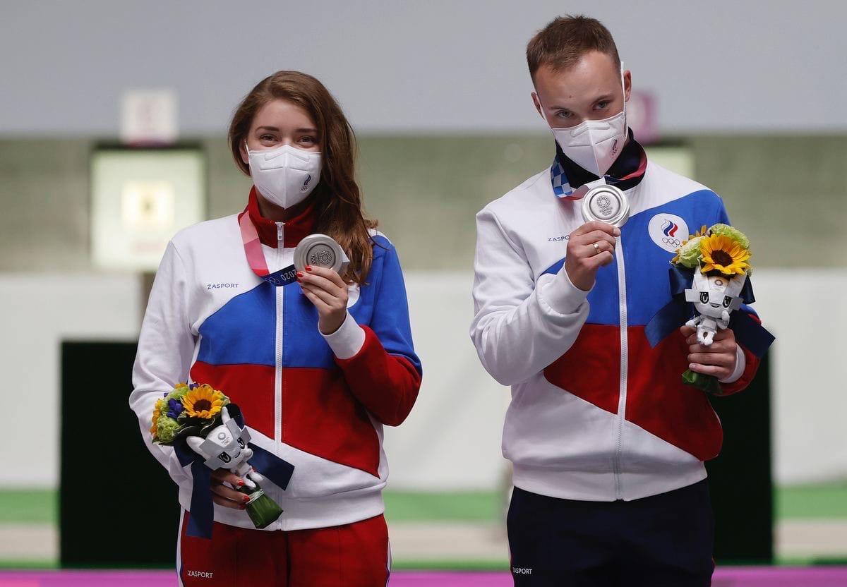 Бацарашкина завоевала вторую медаль на Олимпиаде в Токио - фото