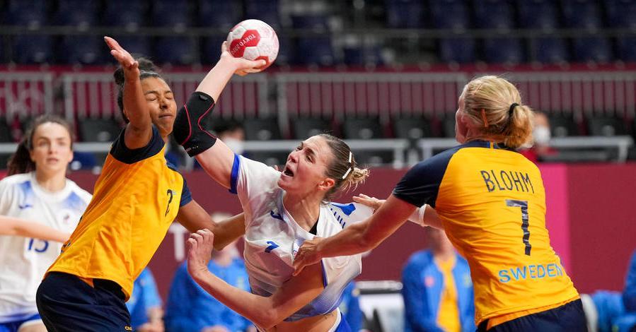 Президент федерации гандбола России отреагировал на неудачное выступление женской сборной на Олимпиаде-2020 - фото