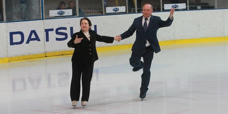 Мишин и Москвина выиграли премию ISU Skating Awards - фото