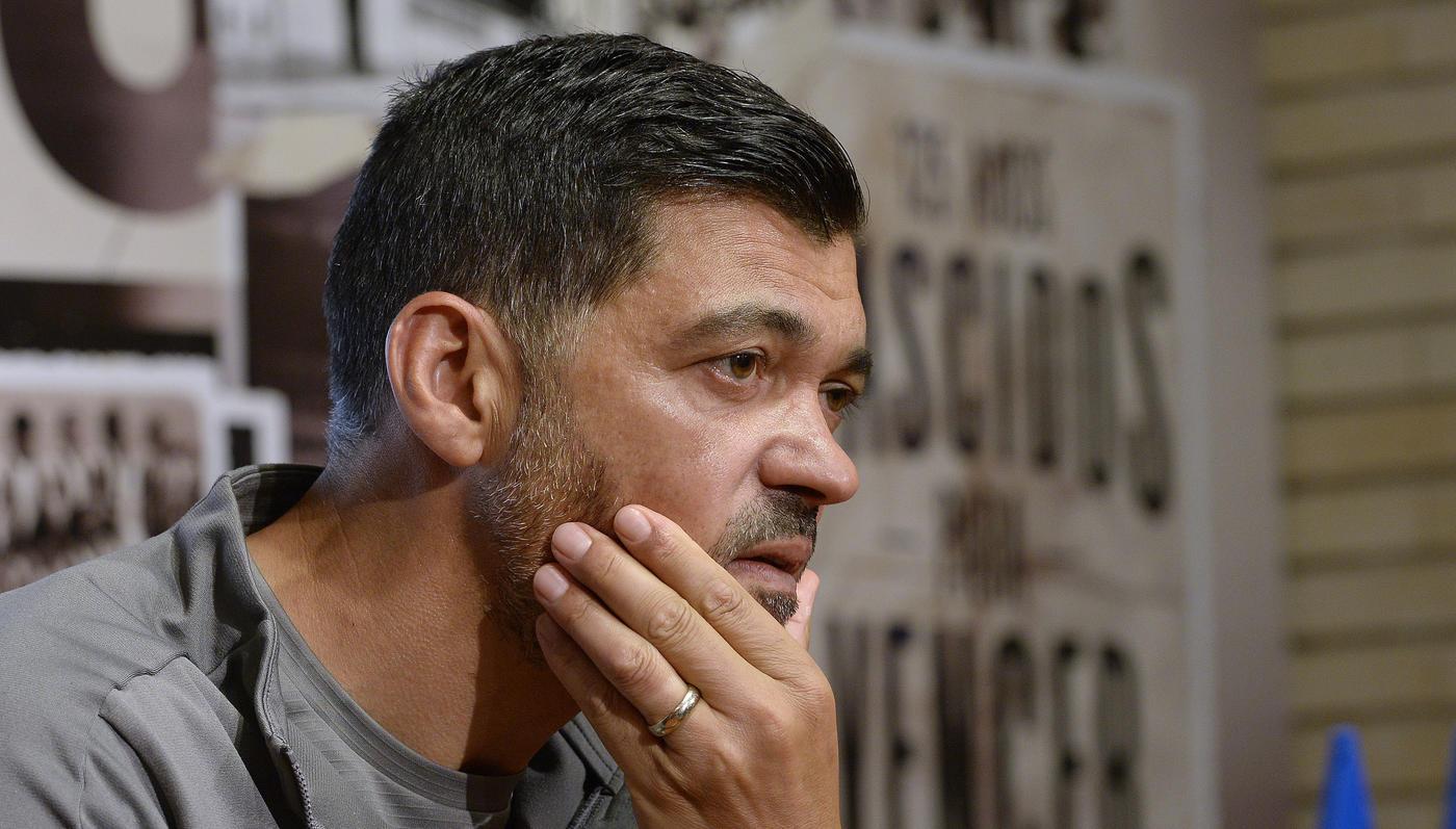 Главный тренер «Порту» разругался с капитаном команды. «Краснодару» повезло встретиться с португальцами сейчас - фото