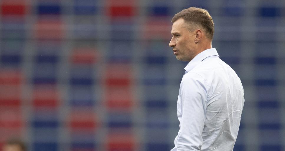 Алексей Березуцкий рассказал о своем назначении на пост главного тренера ЦСКА - фото