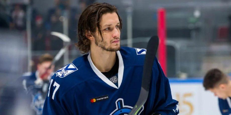 Новичок «Металлурга Мг» Коростелев: Приехал из АХЛ состоявшимся хоккеистом - фото