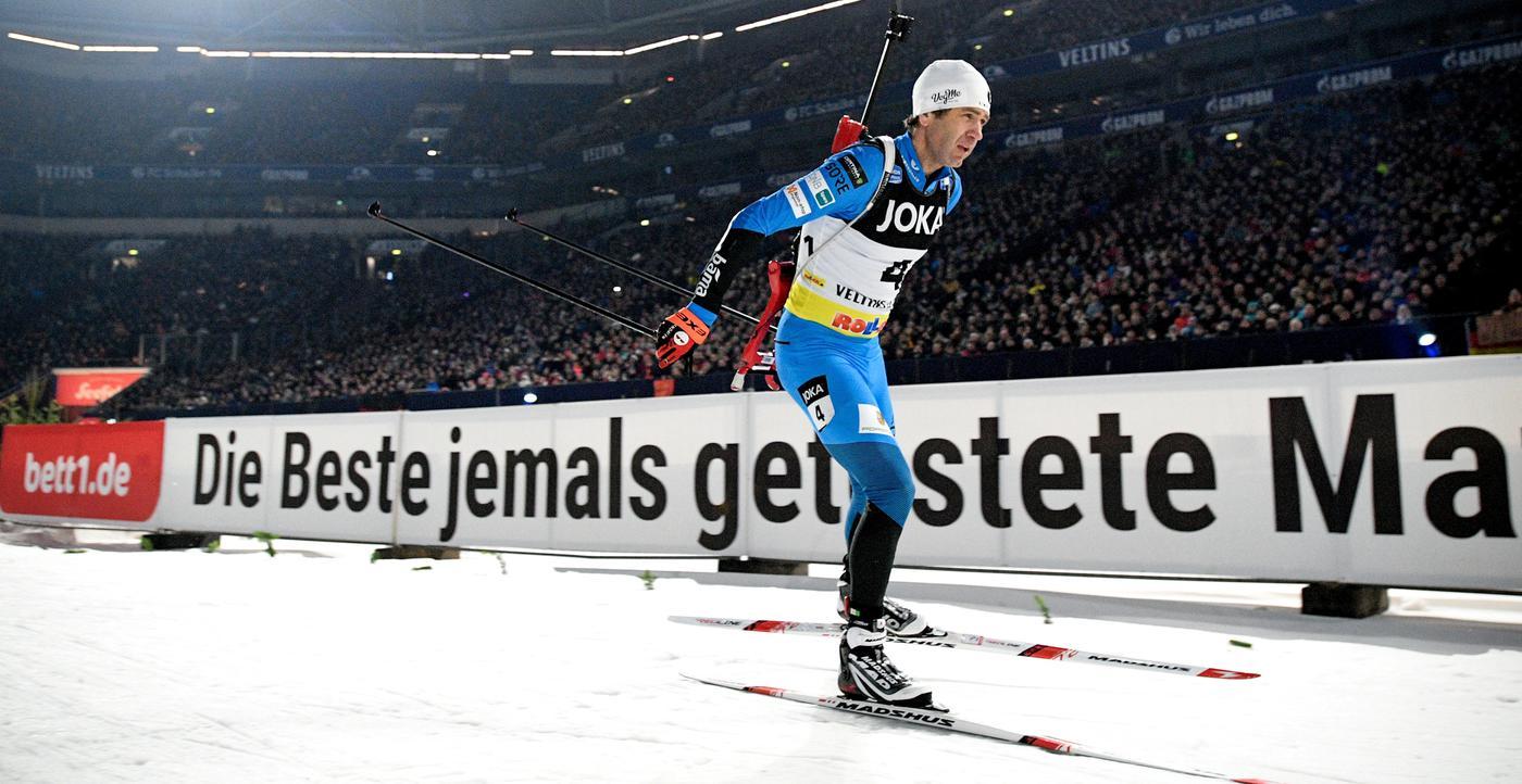 Бьорндален назвал российского биатлониста, в котором видит потенциал - фото