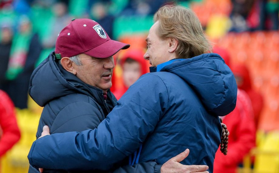Нобоа объяснил, почему Бердыев не возглавил сборную России - фото