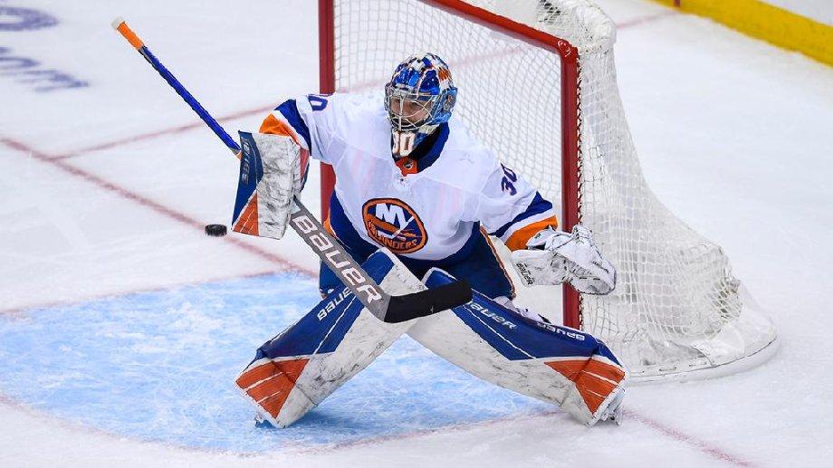 Илья Сорокин продлил контракт с «Нью-Йорк Айлендерс» - фото