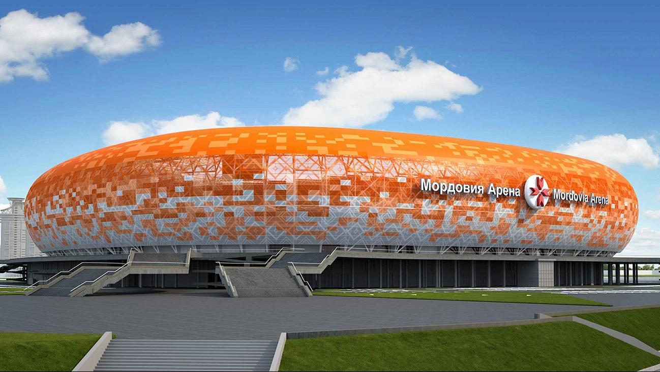 Матч ПФЛ «Мордовия» — «Сызрань-2003» посетили 41 тыс. зрителей - фото