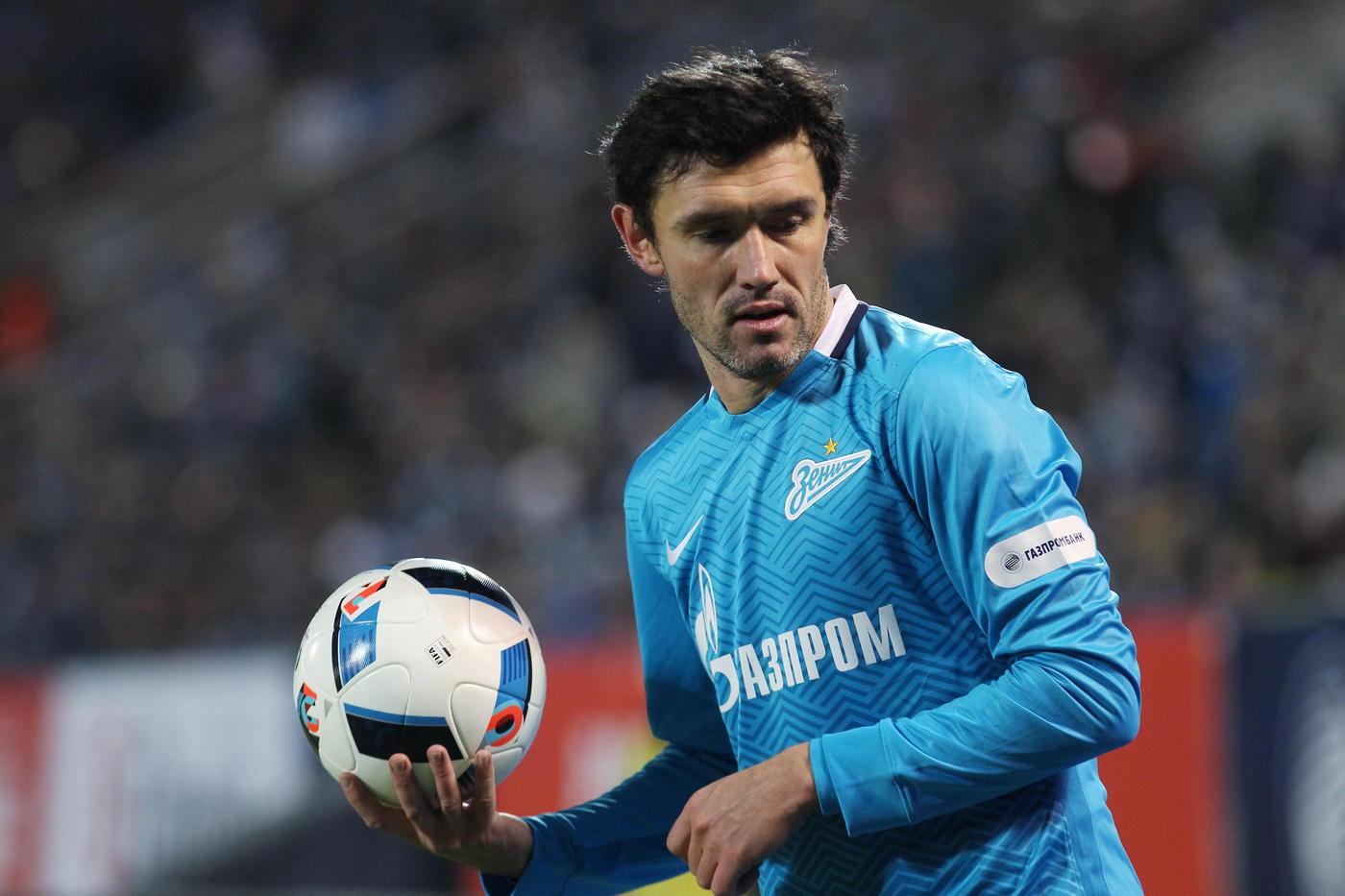 Защитник «Зенита» Юрий Жирков: Привык к негативной реакции болельщиков - фото