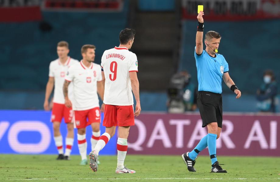 Украину и Швецию в 1/8 финала Евро рассудит арбитр из Италии - фото