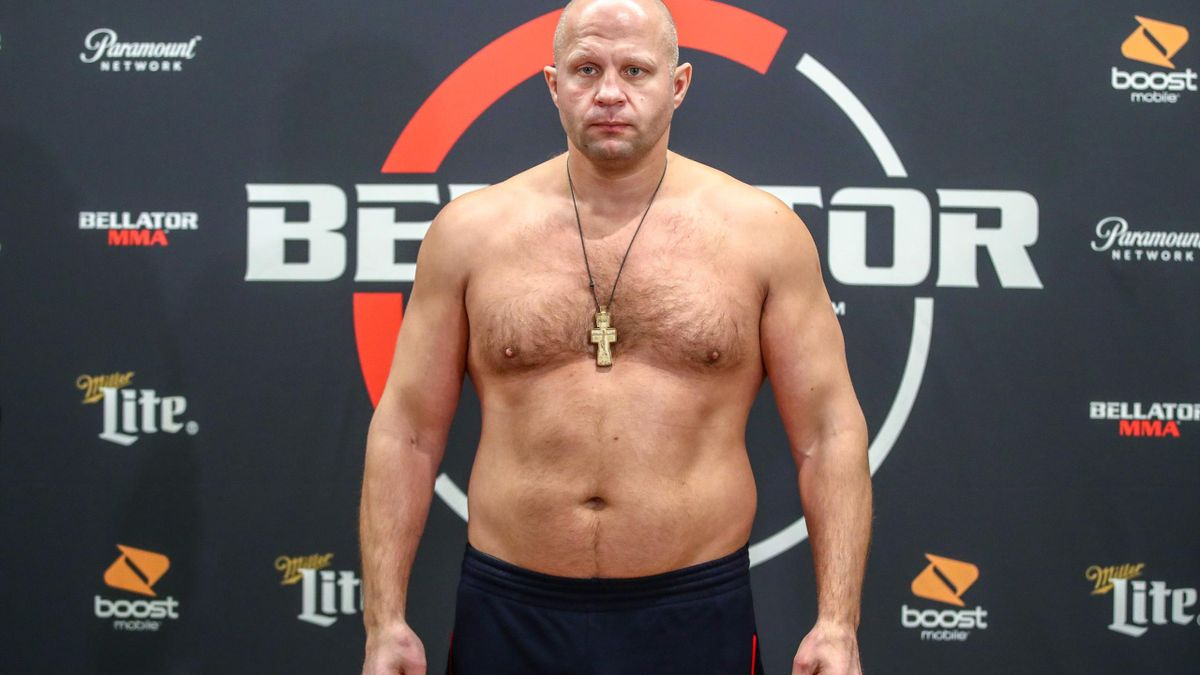 Федор Емельяненко должен выбрать соперника по следующему бою до 7 мая - фото
