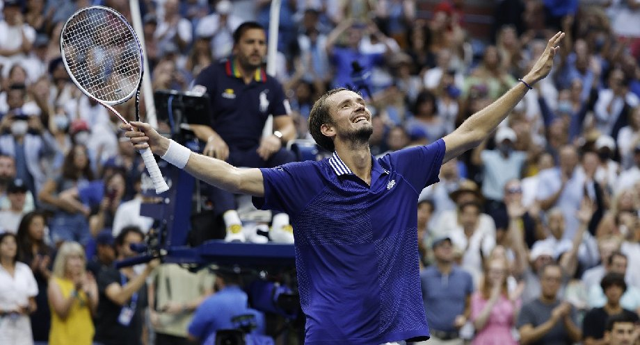 Мировая пресса в восторге от Медведева. Что пишут иностранные медиа о победе российского теннисиста на US Open - фото