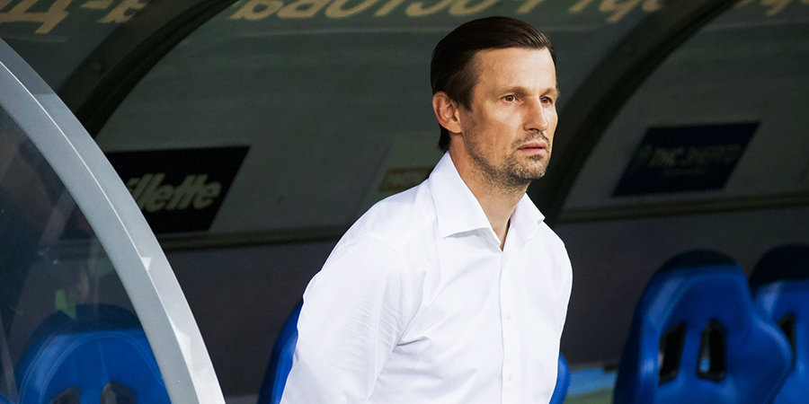 Сергей Семак: Хочется сыграть весной в Лиге чемпионов - фото