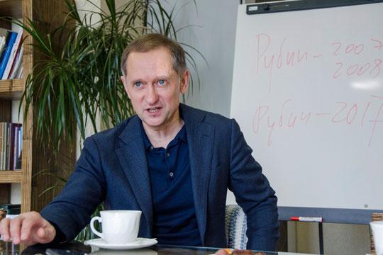 Генеральным директором «Рубина» назначен Рустем Сайманов - фото