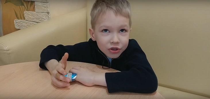 5-летний шахматист попросил у министра спорта РФ Матыцина юношеский разряд - фото