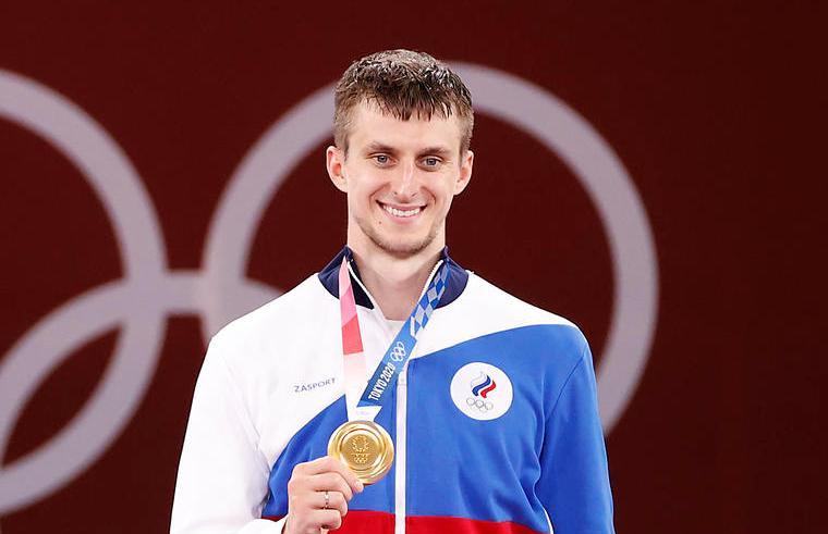 Владислав Ларин поделился эмоциями от победы на Олимпиаде-2020 - фото