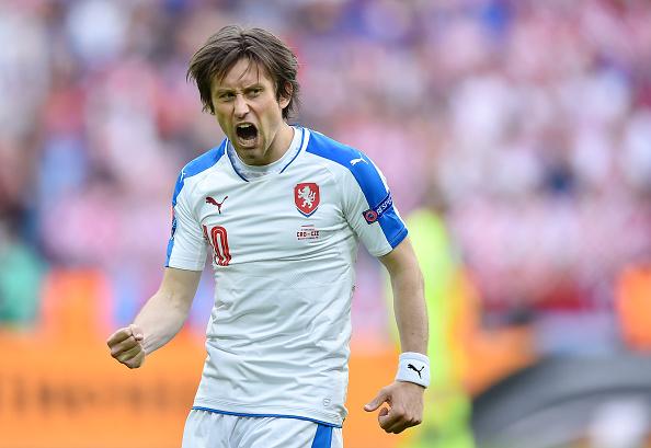 Росицки подписал 2-летний контракт с пражской «Спартой» - фото