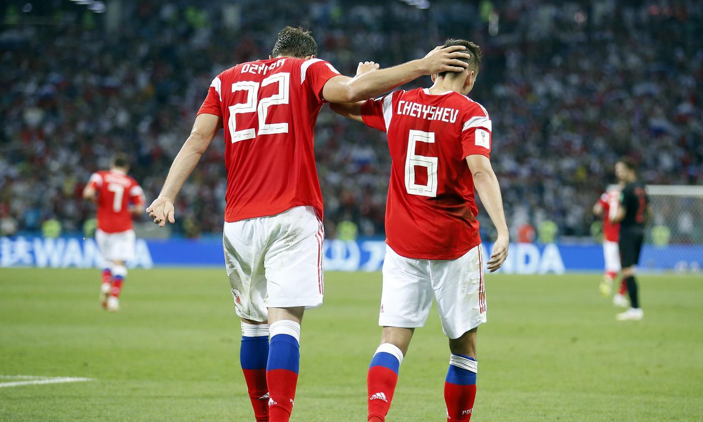 Почему Черышев забивает в сборной России больше, чем в клубе? Мы знаем секрет Черчесова! - фото