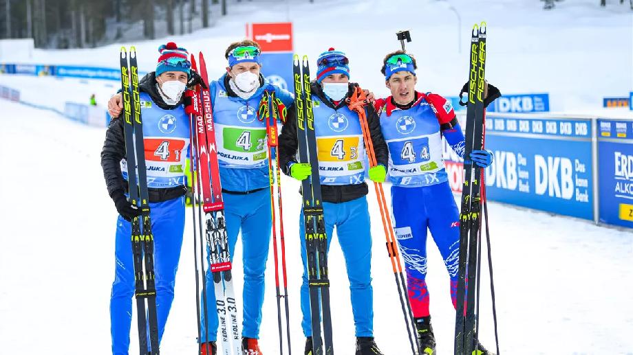 Стал известен состав сборной России на первые этапы Кубка мира по биатлону - фото
