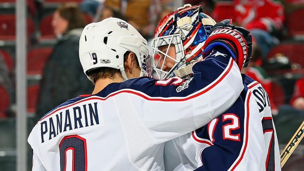 В сборную России вызваны два игрока из НХЛ. Бобровский играет неудачно, Панарин приедет с травмой - фото